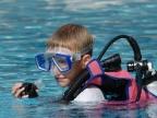 Potápěči na Seychelách