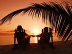 Romantika na pláži